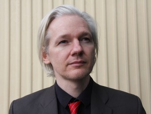 Julian Assange, Prototyp eines Datenterroristen? Foto: Espen Moe / originally posted to Flickr / 2010