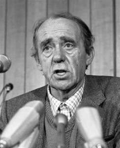 Heinrich Böll 1981